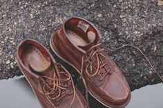Red Wing Pecos, Boat Shoes, Men's Shoes, Modern Hepburn, Red Wing Shoes, Oxford Shoes, Take That, Menswear, Mens Fashion