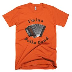 Men's Polka Band T-shirt