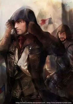 Arno Dorian Arno Dorian, Assassins Creed Series, Assassins Creed Unity, Dragon Age, Skyrim, Assassian Creed, Cry Of Fear, Edwards Kenway, The Evil Within