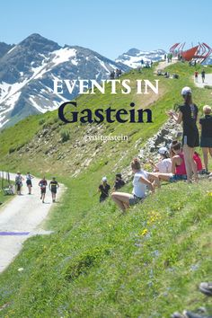 Enjoy pure life in Gastein. From the Snowboard World Cup to yoga days and cultural events to traditional folk festivals. It doesn't matter at what time of the year you are spending your holiday in Gastein - here you will be offered so much all year round. Come and discover all the possibilities with a holiday in the Gastein valley! Folk Festival, Yoga Day, Cultural Events, Time Of The Year, Snowboard, World Cup, Festivals, Culture, Pure Products