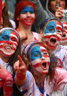 Go, USA! #SC13