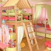 20 Loft Beds With Desks To Save Kid's Room Space | Kidsomania