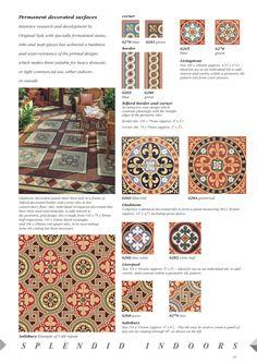 Victorian Floor Tiles 2