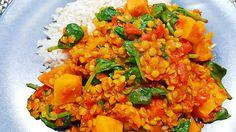 Dal Bhat: Linzen met rijst | Gewooneenfoodblog.nl