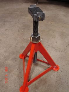 Building tripod stands - Page 2 - The Garage Journal Board