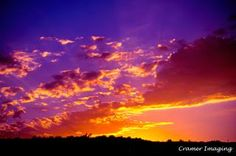 Sunset.  Learn more about it and our #IdahoArt at www.cramerimaging.com.