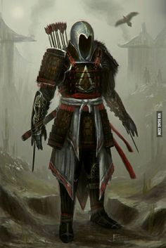 Japan Samurai assasins creed