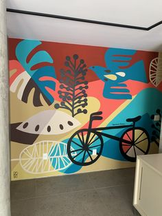 Wall Murals, Wall Art, Murals Street Art, Outdoor Walls, Graffiti, Paintings, Flooring, Illustration, Home Decor