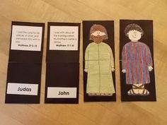 Jesus' Apostles cards