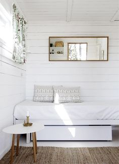 dream house: the guest room.