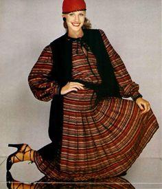 Givenchy. L'Officiel magazine 1978