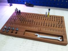 Could be used for CNC, lathe or drill press