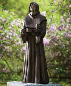 Look at this #zulilyfind! St. Francis Garden Statue #zulilyfinds