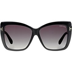 f2d6a0ed24c5 Tom Ford Women s Irina Sunglasses ( 390) ❤ liked on Polyvore featuring  accessories