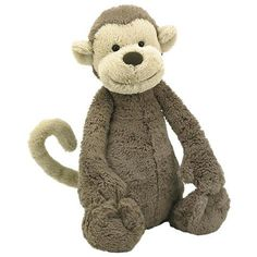 Lost on 28 Mar. 2016 @ Gatwick Airport. My daughter lost a small Jellycat monkey this morning, possibly on the shuttle between South and North terminal. Is well loved and has lost stuffing from nose. Lost before 6am on Monday 28 March. Visit: https://whiteboomerang.com/lostteddy/msg/c585ez (Posted by Anita on 28 Mar. 2016)