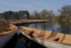 Barques #02 - Bois de Boulogne