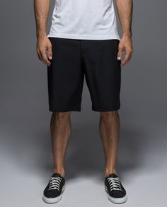 """The Hawaiian word """"Kahuna""""   means """"expert in any profession."""" We designed these shorts to back us up whether we're hiking, biking or out for a round of golf. Made with durable fabric that's two-way stretch and breathable, they might just help us get to expert status in all things athletic and beyond."""
