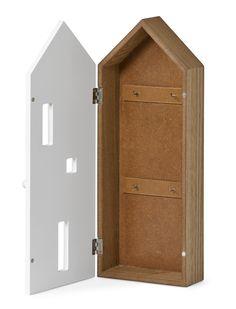 Produktbild - House, Nyckelskåp