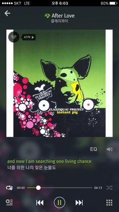 Rap Monster ❤ [Bangtan Trans Tweet] 이 노래를 아주 많이 들어요 #RMusic / I listen to this song alot #RMusic #BTS #방탄소년단