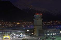 INN - Innsbruck Airport (Kranebitten Airport), Innsbruck, Austria