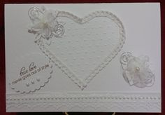 card making ideas | It took longer than usual to make, but mostly because I wasn't sure ...
