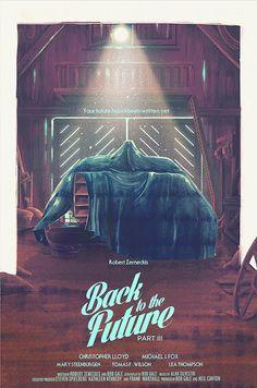 'Back To the Future' Trilogy by Nicolas Alejandro Barbera