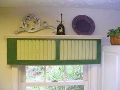 an old shutter!