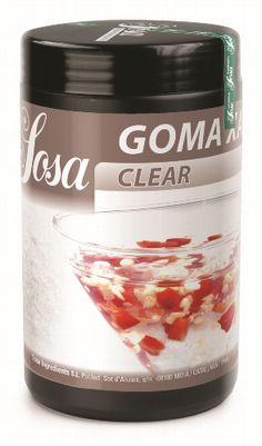 Guma Xantana Clear, 500 g - SOSA