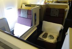 Review: Japan Airlines JAL Sky Suite 777 Business Class #TravelSort
