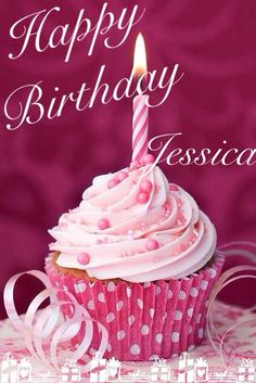 Happy birthday Jessica