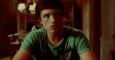 "Josh Hutcherson GIF from ""The Kids Are All Right"" in 2010 as ""Laser."" Hahaha I love this part of the movie, ""Did you guys think I was gay?!?!"""