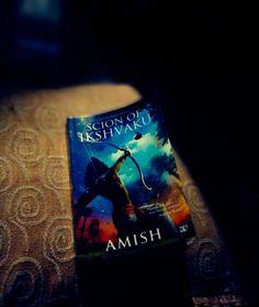 Book by Amish (scion of Ikshvaku)