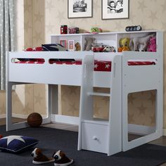 Pepper Cabin Bed