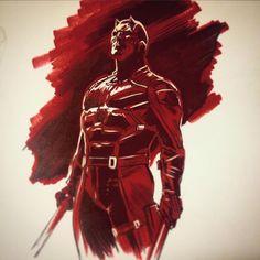 Daredevil by Felipe Massafera