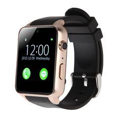 Neue NFC Pulsmesser Bluetooth Smart uhr GT88 Smartwatch Unterstützung SIM 1,3 Mt Kamera Karte Für IOS Android-System Smartphone //Price: $US $43.68 & FREE Shipping //     #meinesmartuhrende