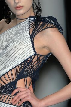 Jean Paul Gaultier, Haute Couture Spring/Summer 2009.