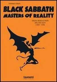 Prezzi e Sconti: #Black sabbath. masters of reality. dischi edito da Tsunami  ad Euro 12.75 in #Libro #Cinema musica tv spettacolo