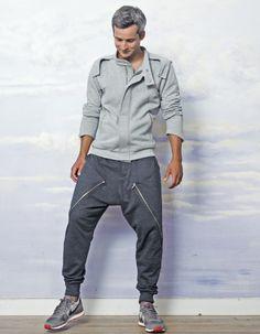 spodnie męskie HARLEM PANTS for him