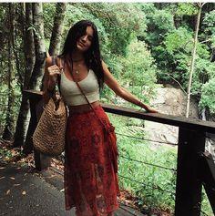 Imagen de girl, fashion, and hippie