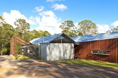 Wallaby Lane House and Studio - Architizer