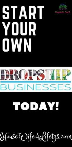 32d70bbc2a5a Start your Own Store Today. Dropshipping Business.  Dropship  entrepreneur   storeowner Drop