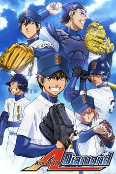 Ace of the Diamond I want to pitch to that mitt again... A meeting with catcher Kazuya Miyuki changed the 15-year-old Eijun Sawamura's life. He said goodbye to all his friends and knocked upon the door of Seidou, a prestigious baseball school, intent on testing his own strength. There, he met many proud baseball players who were betting everything on the sport! A classic tale, yet new and fresh.