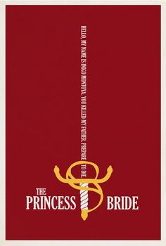 The Princess Bride by brickhut