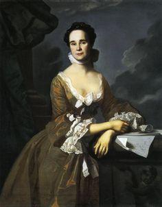 Mrs Daniel Hubbard Mary Greene 1764 John Singleton Copley.jpg