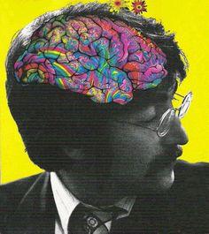 Brain Art, Bee Sting, Creative Colour, Lock Screen Wallpaper, Color Theory, New Age, Rock Art, Trippy, Warriors