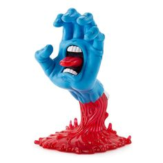 Kidrobot x Santa Cruz - Screaming Hand