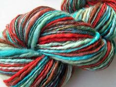 hand dyed gorgeousness