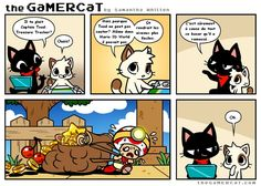 Alourdi - The GaMERCaT Fr - Webcomics.fr