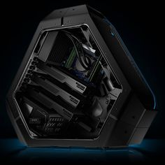 Area-51 - Alienware gaming rig is off the hook