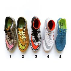 Nike goals  but which do you prefer?